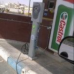 Photo taken at محطة البانزين اولي by Tootaa M. on 7/10/2012