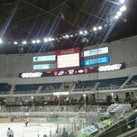 Photo taken at Von Braun Center by Rebecca P. on 2/22/2012