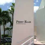 Photo taken at Perry Ellis International HQ - @PEICorp by Amy C. on 7/19/2012