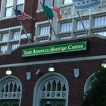 Photo taken at Irish American Heritage Center by Angie G. on 6/20/2012