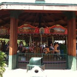 Photo taken at Carousel by AJ T. on 8/11/2012
