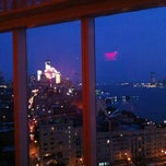 Photo taken at Top of the Standard by Vincent D. on 8/4/2012