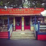 Photo taken at Nuevo Laredo Cantina by Scott I. on 7/14/2012