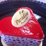 Photo taken at Paradise Pastry by Alexander D. on 6/23/2012
