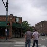 Photo taken at Starbucks by Grace J. on 5/10/2012