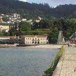 Photo taken at Puerto Sernau by David I. on 8/15/2012