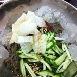Photo taken at 종로김밥 by Philipp G. on 8/8/2012