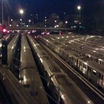 Photo taken at NYCT - Concourse Yard and Maintance Facility Home of The (B) (D) Lines by DjMikelover S. on 5/8/2012
