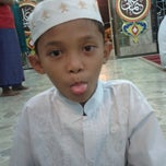 Photo taken at Mesjid Perjuangan 45 by Angga Rahmatul H. on 7/30/2012