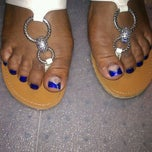 Photo taken at MZ VETTE NAILZ UNLIMITED by Yvette M. on 9/1/2012