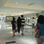 Photo taken at Supermall XXI by Cygnus B. on 5/12/2012
