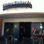 Photo taken at Whiskey Richards by Bob Q. on 7/20/2012