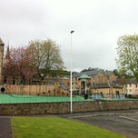 Photo taken at Jedburgh Car Park by Komkrich L. on 4/30/2012