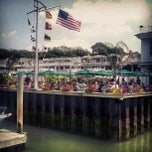 Photo taken at Wave Seafood Kitchen by Evan C. on 5/26/2012