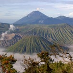 Photo taken at Gunung Bromo by Yusuf Y. on 5/16/2012
