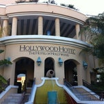 Photo taken at Hollywood Hotel ® by David G. on 3/20/2012