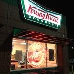 Photo taken at Krispy Kreme Doughnuts by Chris J. on 5/1/2012
