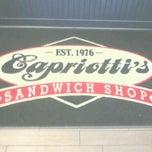 Photo taken at Capriotti's Sandwich Shop - Pheasant Creek by Chris H. on 7/7/2012