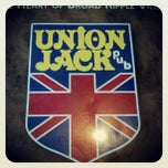 Photo taken at Union Jack Pub by Devon L. on 7/6/2012