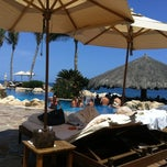 Photo taken at One&Only Palmilla Pool & Margarita Bar by Mariano on 8/6/2012