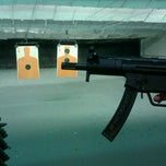 Photo taken at Pembroke Gun Range by Kim P. on 6/29/2012