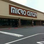 Photo taken at Micro Center by Mike E. on 5/26/2012