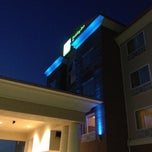 Photo taken at Holiday Inn Express and Suites by Jordan H. on 7/7/2012