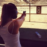 Photo taken at Angeles Shooting Ranges by Taylor A. on 8/14/2012