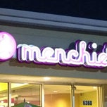 Photo taken at Menchies by Ryan P. on 6/24/2012