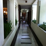 Photo taken at The Graha Cakra Hotel Malang by Priskila S. on 7/6/2012