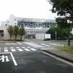 Photo taken at 東芝 四日市工場 by ぶくぶく on 7/23/2012