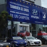 Photo taken at Hyundai Colombia Automotriz by max g. on 5/2/2012