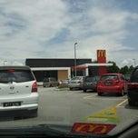 Photo taken at McDonald's & McCafé by Akmal A. on 3/3/2012