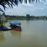 Photo taken at Wahana Kebun Buah Danau Mekarsari by Muhardi S. on 4/6/2012