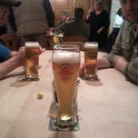 Photo taken at Brauerei Keesmann by Sameer K. on 4/5/2012