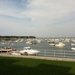 Photo taken at Duxbury Bay by Ben A. on 8/1/2012