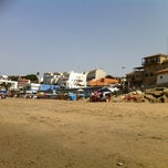 Photo taken at Playa El Manantial by Pierre H. on 8/19/2012