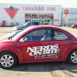 Photo taken at Canadian Tire by Jonathan L. on 3/10/2012