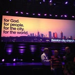 Photo taken at Passion City Church by Justin C. on 4/22/2012