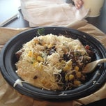 Photo taken at Qdoba Mexican Grill by Angela M. on 5/1/2012