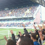 Photo taken at Jules Ottenstadion by Jordy V. on 8/26/2012