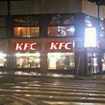 Photo taken at KFC by Jenda Š. on 4/9/2012