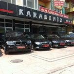 Photo taken at KARADENİZ OTOMOTİV by Haluk K. on 7/31/2012