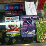 Photo taken at Cole Street Smoke Shop by PLUR A. on 4/10/2012