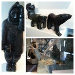 Photo taken at Museum of Inuit Art by Katerina on 7/18/2012