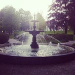 Photo taken at Stadsparken by Peter J O. on 5/15/2012