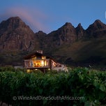 Photo taken at Uva Mira by WINEandDINEsouthafrica.com on 3/15/2012