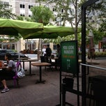 Photo taken at Lime Fresh Grill by APay on 8/25/2012
