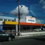 Photo taken at Supermercado Angeloni by Gustavo Meyer C. on 5/18/2012