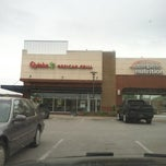 Photo taken at Qdoba Mexican Grill by Tracey G. on 4/4/2012